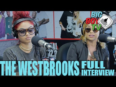 The Westbrooks on Social Media, The Kardashians, And More! (Full Interview)| BigBoyTV
