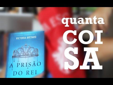 A PRISÃO DO REI (COM SPOILER), de Victoria Aveyard