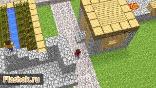 Видеообзор Minecraft Tower Defense 2