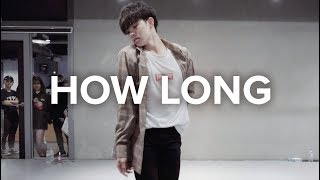 Video How Long - Charlie Puth / Jun Liu Choreography download in MP3, 3GP, MP4, WEBM, AVI, FLV January 2017