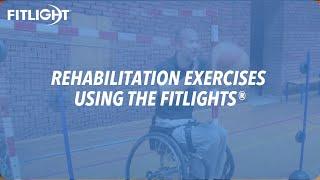 FITLIGHT Trainer™ & Rehabilitation Exercises - Series III