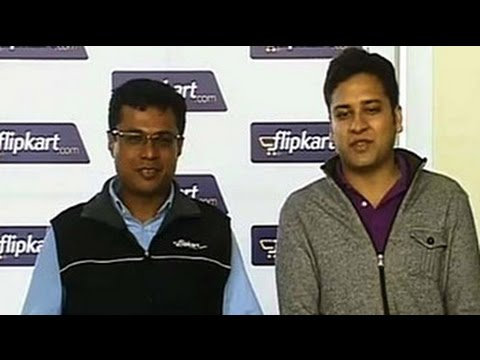 Our ambition to join $100 bn club  - Flipkart co-founders 30 July 2014 12 AM