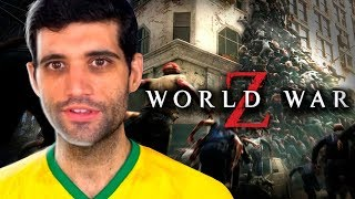 Maior horda de ZUMBI NOS GAMES, primeiro gameplay de WORLD WAR Z, muito chocante