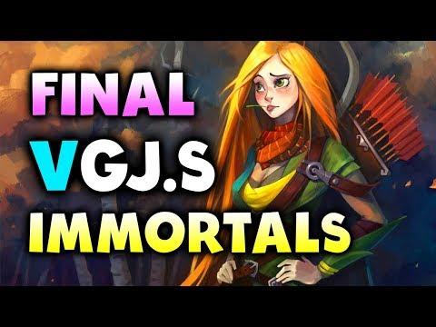 IMMORTALS vs VGJ.Storm - North America FINAL! - SUPERMAJOR DOTA 2