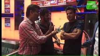 Bollywood Star Manoj Bajpayee says Rohit Sharma is his favourite Cricketer | Sportstak