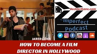 http://hecklerkane.com/2017/04/how-to-become-film-director-hollywoodJared Cohn was born in New York and is an avid writer and director. Jared graduated NYIT with a B.F.A in communication arts and works in production while continuing to hone his craft as an actor and filmmaker. He's also a spiritual person who says he believes in karma.Jared has quickly racked up 22 directing credits, including Jailbait, Evil Nanny and Born Bad in part due to his relationship with The Asylum, a full service production company. We talk to Jared about his latest film King Arthur and the Knights of the Roundtable, which is an independent film that stands out from the pack. With a slim budget, unique story-line and CGI visual effects to rival the big boys, Jared continues to prove himself as a director worth watching.Added Bonus! Jared also talks about his future film that will surely be his biggest project to date. He's producing Street Survivors: The True Story of the Lynyrd Skynyrd Plane Crash.Become an Imperfect Podcast Insider at http://hecklerkane.comInstagram: http://instagram.com/hecklerkanecreationsFacebook: http://facebook.com/hecklerkanecreationsTwitter: http://twitter.com/hecklerkaneinc
