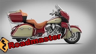10. Living Off the Slab: 2015 Indian Roadmaster Review