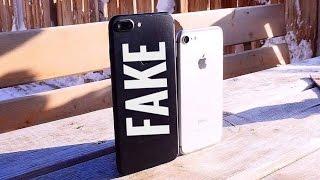 Video BEST 100$ Fake Iphone 7 Clone from CHINA ! MP3, 3GP, MP4, WEBM, AVI, FLV Mei 2019