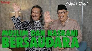 Download Video Bersama Romo Budi (Part 2): Muslim dan Nasrani Bersaudara   Shihab & Shihab MP3 3GP MP4