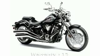 3. 2011 Yamaha Raider S - Specs
