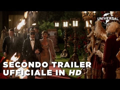 Preview Trailer Cinquanta sfumature di nero, secondo trailer italiano