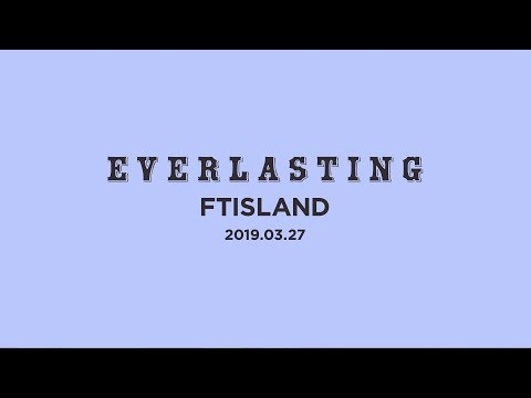 FTISLAND『God Bless You』Teaser(ジョンフンVer.)