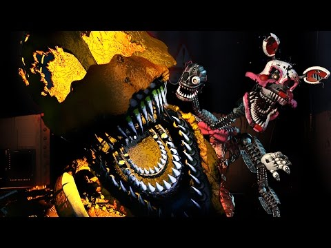 HAPPY HALLOWEEN | Five Nights at Freddy's Halloween Update - Part 1