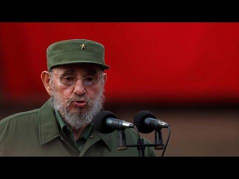 Εθνικό πένθος στην Κούβα για τον θάνατο του Κάστρο