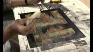 Valentín Kovatchev y el arte del grabado