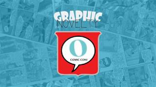 Graphic Novelty O-Comic Con Give Away