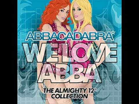 Abbacadabra - Super Trouper (Almighty Mix) HD