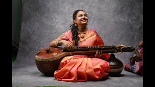 PUNYA SRINIVAS VEENA Raga Saraswati