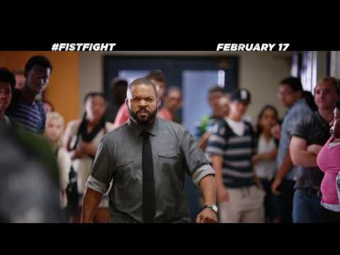 Fist Fight (TV Spot 'Legend')