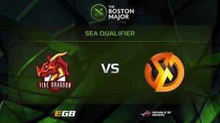 FDN vs SIG.T, Boston Major SEA Qualifiers