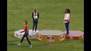Mistrzyni Europy schodzi wk*rwiona z podium dlatego, że pomylono hymn jej kraju!