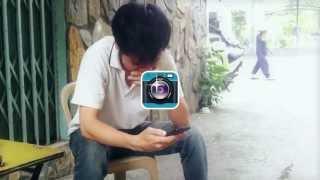 WinkJoy: Photo Camera & Share YouTube video