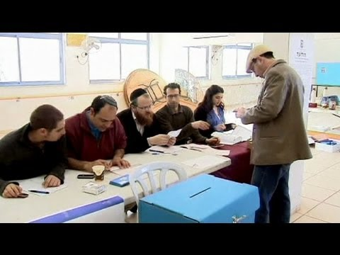Israeli settlements go to the polls