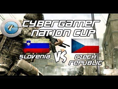 [promod] Slovenia vs Czech Republic Cybergamer Nations Cup (mp_strike,Bo3)(2/2)