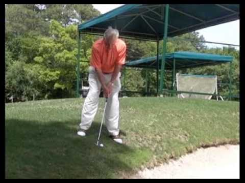 For Advanced Golfers: Tricky Downhill Lies
