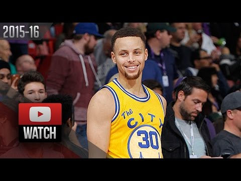 Stephen Curry Full Highlights at Kings (2016.01.09) - 38 Pts, 11 Ast, GSW Feed