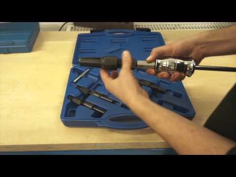 Abzieher-Satz für Lager und Silentlager, 12-32mm MG50140