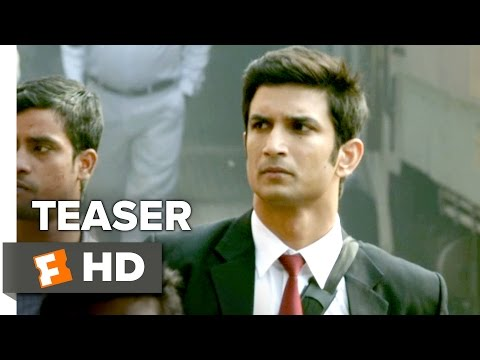 M.S. Dhoni: The Untold Story Official Teaser Trailer 1 (2016) - Mahendra Singh Dhoni Movie HD