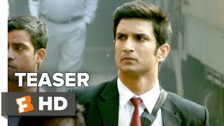 M S  Dhoni  The Untold Story Official Teaser Trailer 1  2016    Mahendra Singh Dhoni Movie Hd