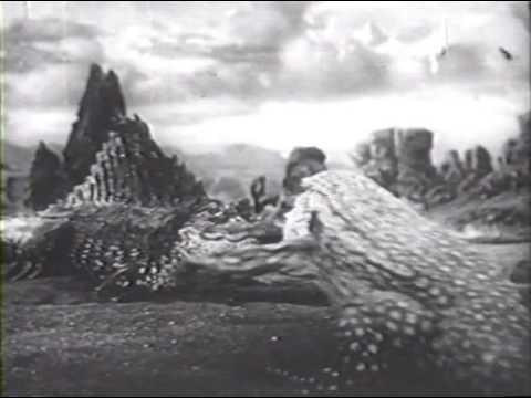 Valley Of The Dragons 1961