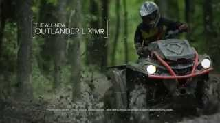 9. 2015 Can-Am : The all new 2016 Outlander L X mr - 570