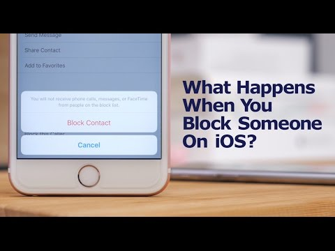 Here's What Happens When You Block Someone On Your iPhone