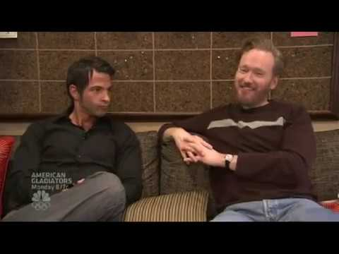 "Conan Travels - ""Getting to know Jordan Schlansky"" - 09/01/2008"