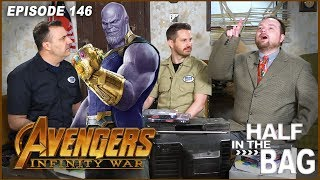Video Half in the Bag Episode 146: Avengers: Infinity War MP3, 3GP, MP4, WEBM, AVI, FLV Mei 2018