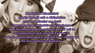 Tuna - Dyshemeja - Teksti
