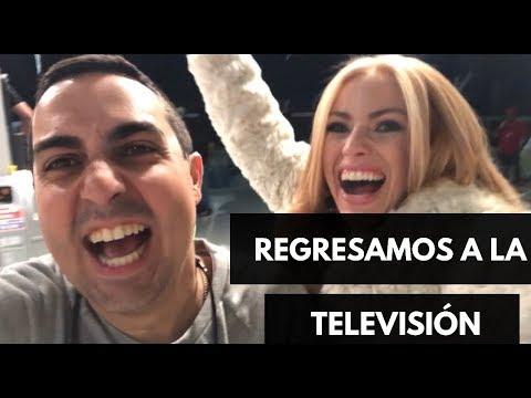 REGRESAMOS A LA TELEVISION | BACKSTAGE WAPA | VLOG #20 | Alejandro Gil