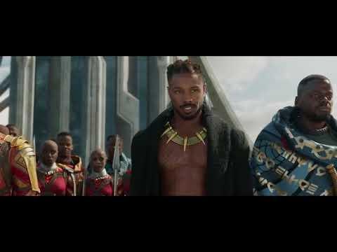 BLACK PANTHER Responsibility Trailer 2018 Marvel