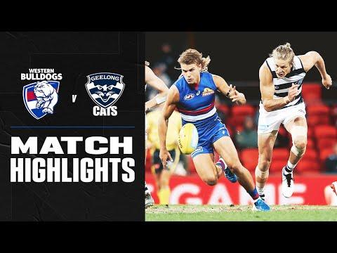 Western Bulldogs v Geelong Highlights | Round 14, 2020 | AFL