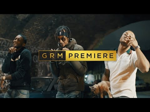 D Block Europe (Young Adz X Dirtbike LB X Lil Pino) - NASSty [Music Video] | GRM Daily