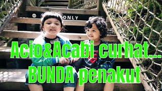 Video POLOSNYA, KETIKA ARSY & ARSYA CURHAT BUNDA ASHANTY PENAKUT! MP3, 3GP, MP4, WEBM, AVI, FLV September 2019