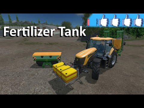 Liquid Fertilizer Tanks V1.0
