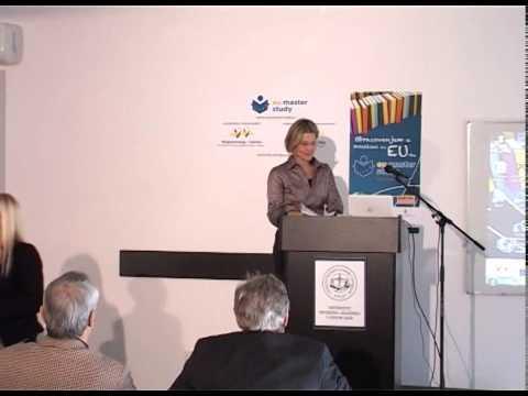 EU Master Study Program - Završna konferencija