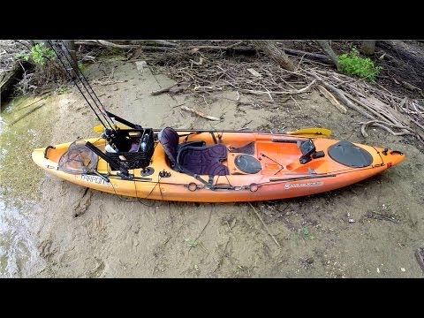 Setup all kayak reviews for Fishing canoe setup