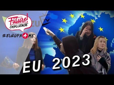 BHAK Ungargasse, 2AK: Ein Blick in die Zukunft - EU 2023