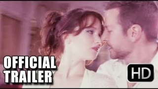 The Silver Linings Playbook Official Trailer #1 (2012) - Bradley Cooper, Jennifer Lawrence
