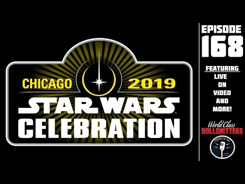 Star Wars Celebration/the Mandalorian And More